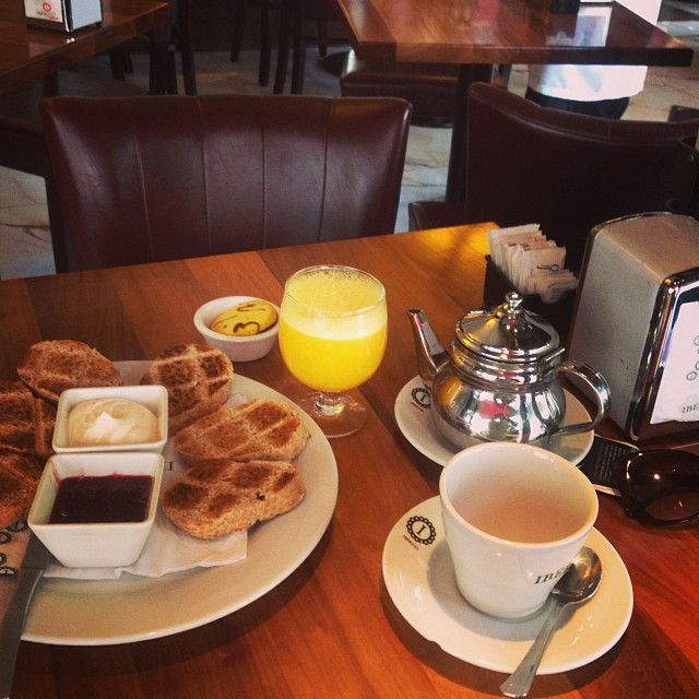 Argentinean Breakfast