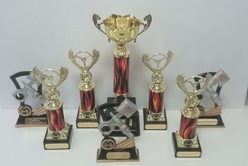 Tube Trophies and Resin Sports Sculpture Awards for All Sports! We stock the largest selection of #Tubetrophies and #awards. More detail pls visit: http://www.framedartrodjo.com/