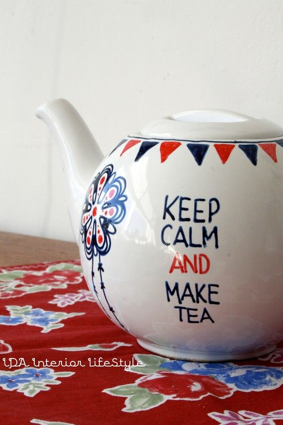 keep calm and make tea. i would do well to remember this instead of freaking out.