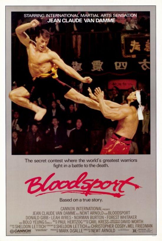 Bloodsport Movie Poster Print (27 x 40) - Item # MOVAF6826 - Posterazzi