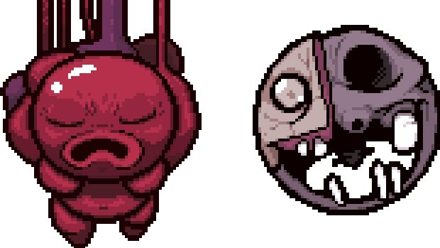 Binding of IsaacMore new sprites unveiled for Binding of Isaac: Rebirth photo