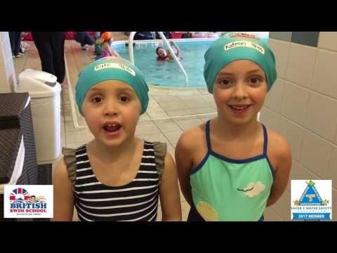 Safer 3 & British Swim School Message of the Month