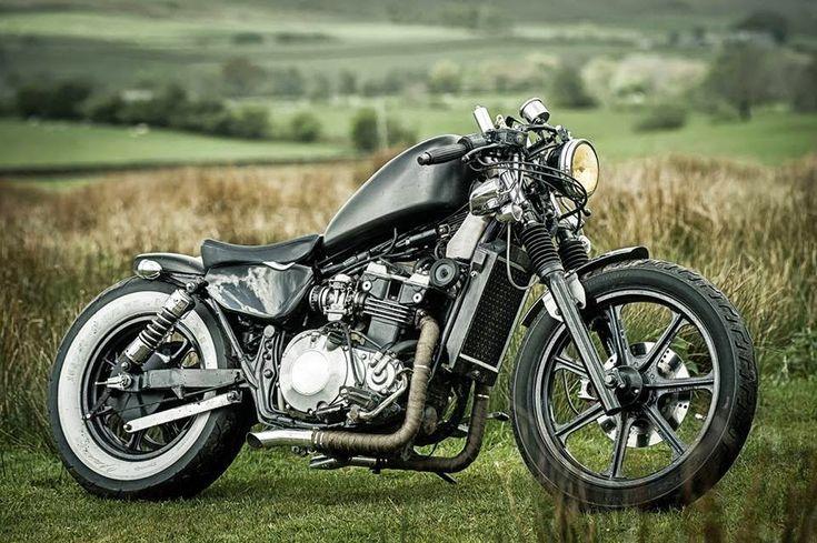 Kawasaki 454LTD By Dust-Motorcycles