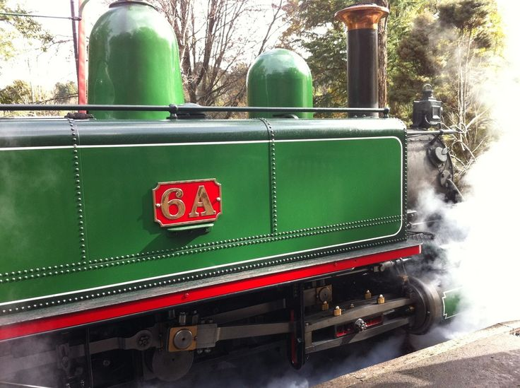 A trip on Puffing Billy steam train through the Dandenongs - an hour out of Melbourne.  Pack a picnic and make a day of it!