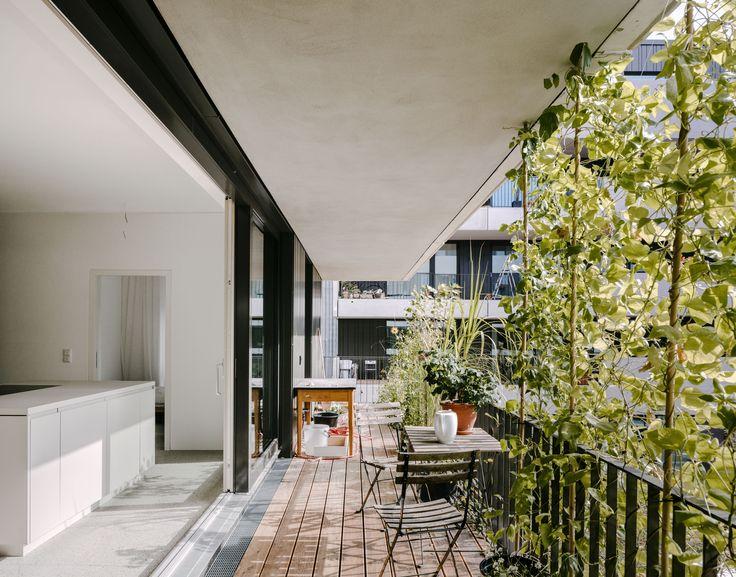 Die besten 25+ Zanderroth architekten Ideen auf Pinterest - interieur design idee stadthauses berlin
