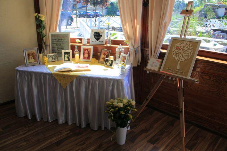 Srebrne wesele | www.slubnawzorcownia.blogspot.com | #realizacja #niespodzianka #wspomnienia