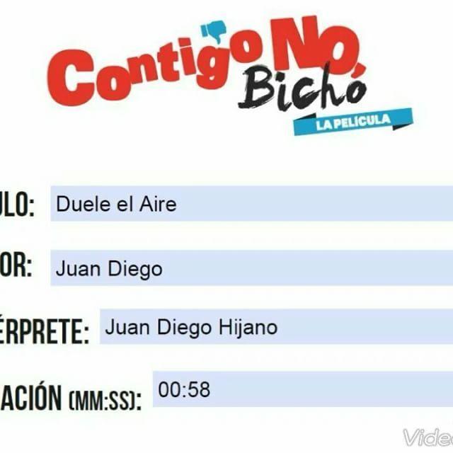 BSO+-+Contigo+No,+Bicho+-+La+película+-+#BSOCNB+#contigonobicholapeli