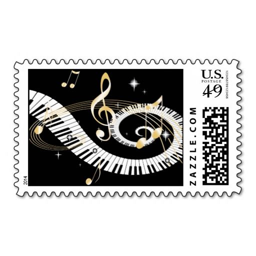 17 best images about music postage stamps on pinterest for Post office design your own stamps
