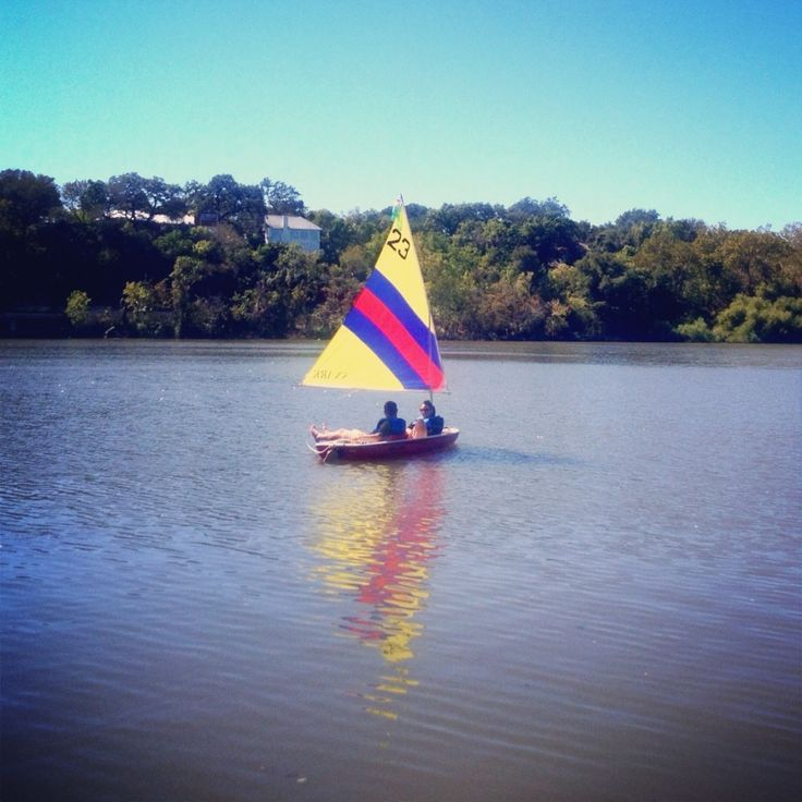 Austin Sailboat Rentals