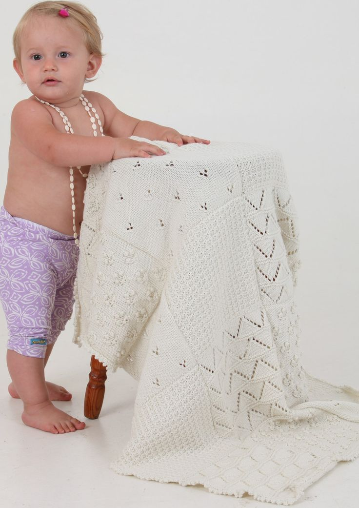 Brand: Elle Count: 4 Ply Range: Pure Gold Baby Size From: 80cm wide Size To: 100cm long