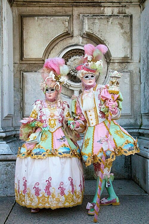Carnival..  IN  VENICE ,,,,CANDY  ROSE  COLLECTION **+