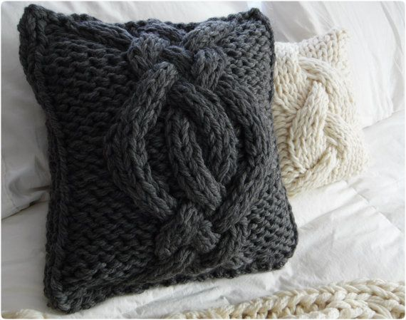 Hey, I found this really awesome Etsy listing at https://www.etsy.com/listing/217472167/made-to-order-twisted-cable-knit-pillow