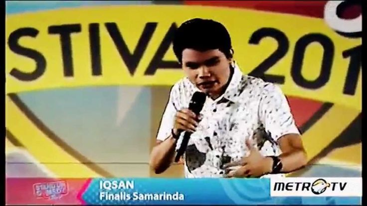 Stand Up Comedy Festival 2015 'Iqsan Samarinda' 25 Oktober 2015