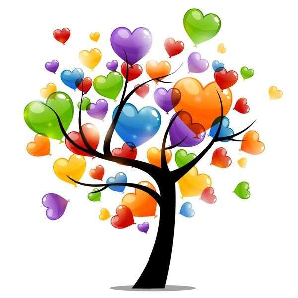 Your love tree of pure hearts!! Spread that shit errywhere ;)