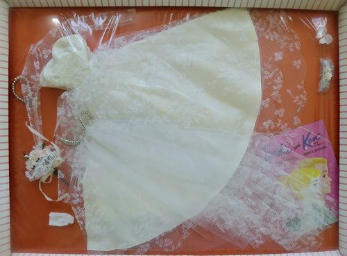 Vintage Barbie Wedding Day Set Never Removed from Box