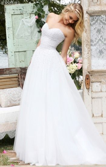 Best 25 Sherri Hill Wedding Dresses Ideas On Pinterest Prom Sherri Hill S