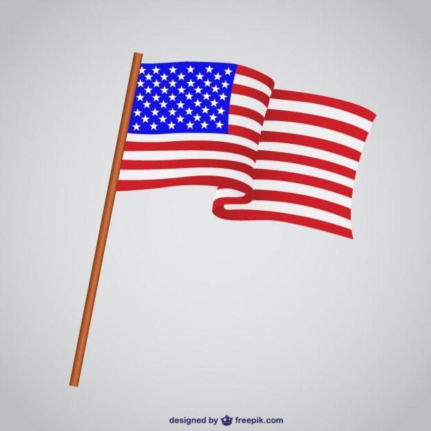 Descarga Gratis Vectores De Ilustracion Bandera De Estados Unidos Bandera De Estados Unidos Bandera Estados Unidos