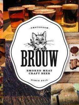 Brouw American BBQ | Restaurants: nieuwe hotspots Amsterdam | ELLE