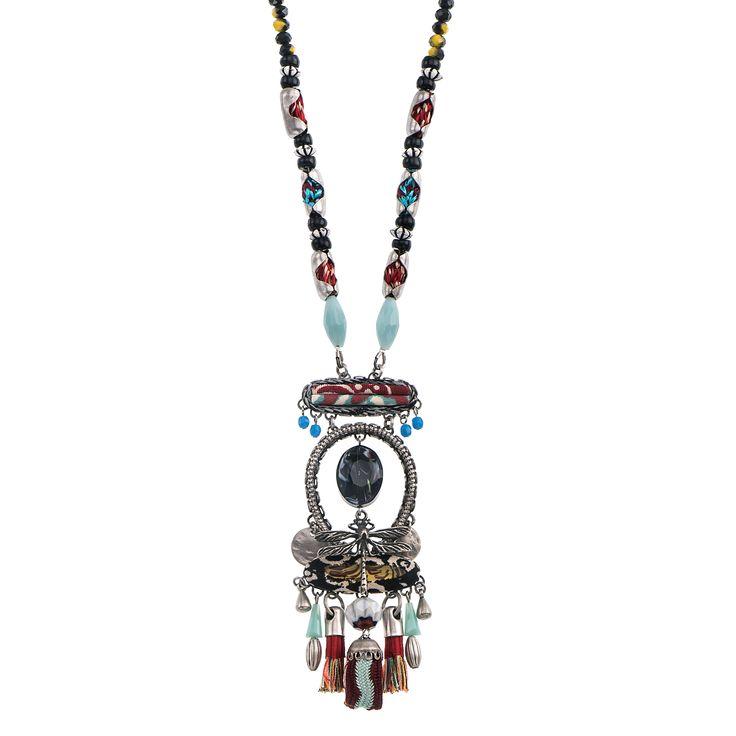 Maya Dance Necklace Ayala Bar Summer 2016 Hip Collection