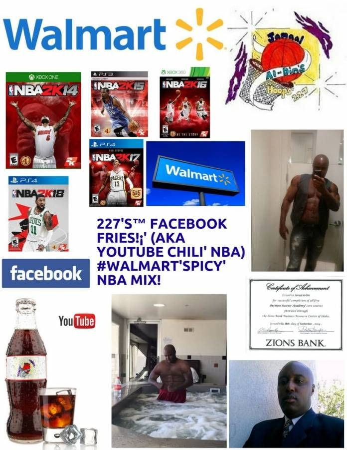 """227's™ Facebook Fries!¡' (aka YouTube Chili' NBA) #Walmart'Spicy Jamaal Buys Milk for Hispanic lady! A bizarre scenario, Mexican lady, mid-50's, approached Jamaal Al-Din in the frozen food section (aisle 5) of Boise Spicy' Chili' Walmart and asked """"will you buy me some milk?"""" MUST Spicy' Chili' READ! #Piñata'Spicy' Tacos, Burritos, Enchiladas, Tostadas, and all that Spicy' stuff Spicy' NBA Mix…"""