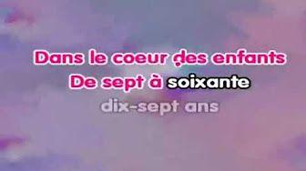Karaoke Les Champs-Élysées - Joe Dassin * - YouTube