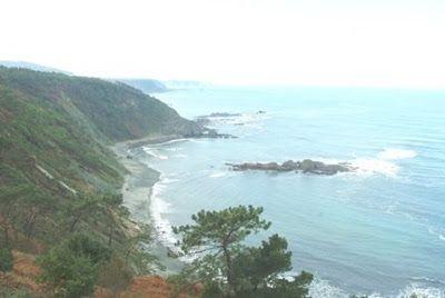ASTURIAS para disfrutar: Senda costera de Muros de Nalón