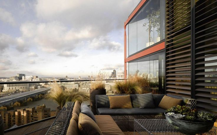Penthouse at NEO Bankside in London 10