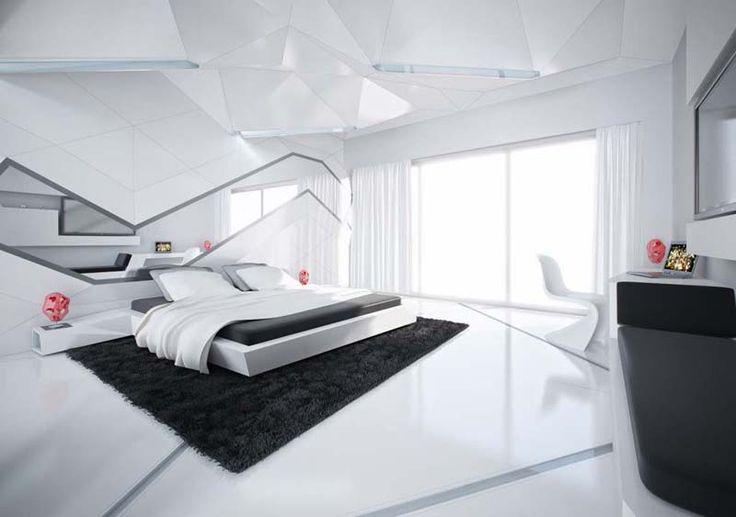 futuristic bedroom furniture images idea. | stylish concept