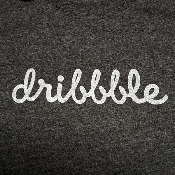 Dribbble Equipment — Dribbble Tee