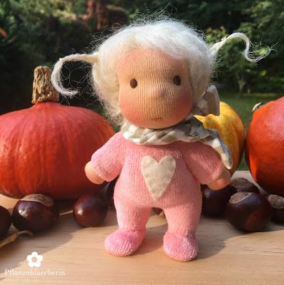 Pflanzenfaerberin - Isle of Fae - Mini Autumn Baby Doll