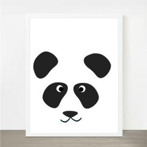 Pandor är ju bara så bedårande söta!! Jag älskar denna!!