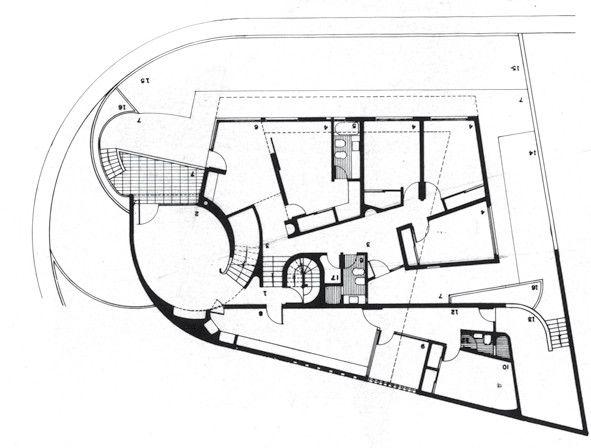 Galería de Clásicos de Arquitectura: Casa Calderon / Fernando Martínez Sanabria - 10