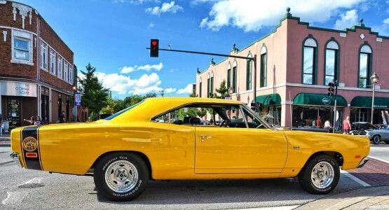 1969 Super Bee Dodge