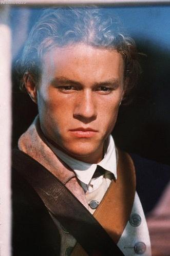 Heath Ledger - The Patriot