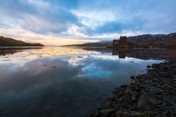 Eilean Donna Castle by Fabian Wanisch on 500px