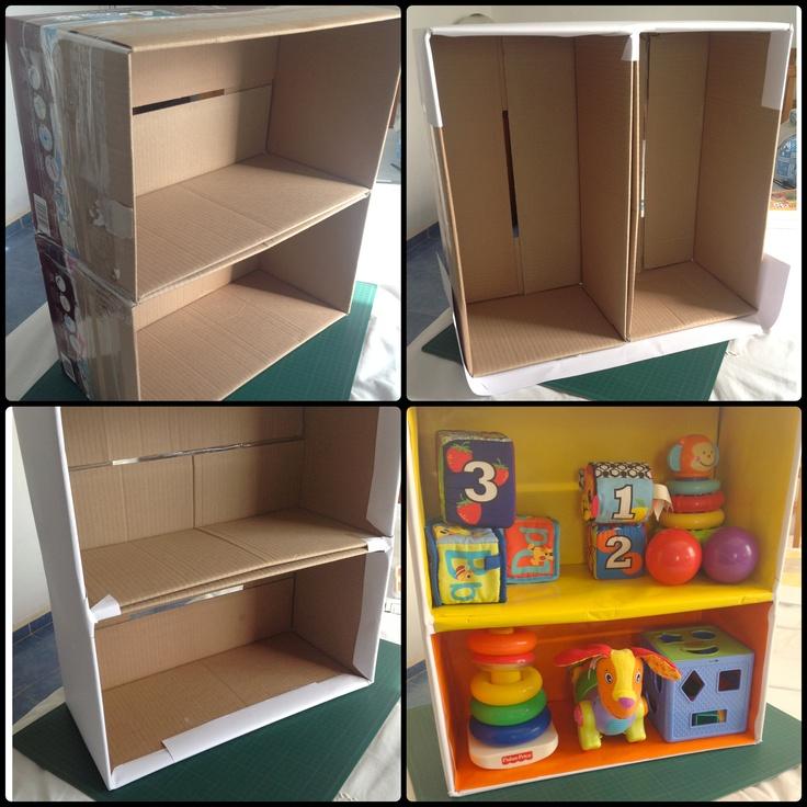 M s de 1000 ideas sobre cajas de pa ales en pinterest - Manualidades con muebles viejos ...