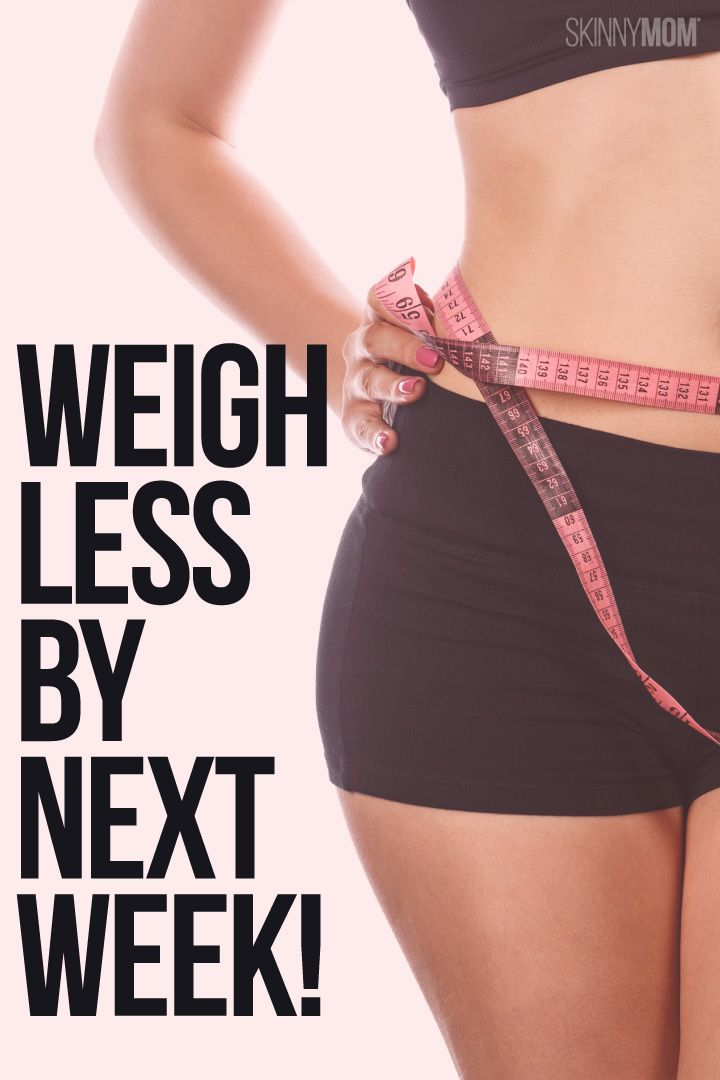 Kickstart your weight loss with these helpful tips.