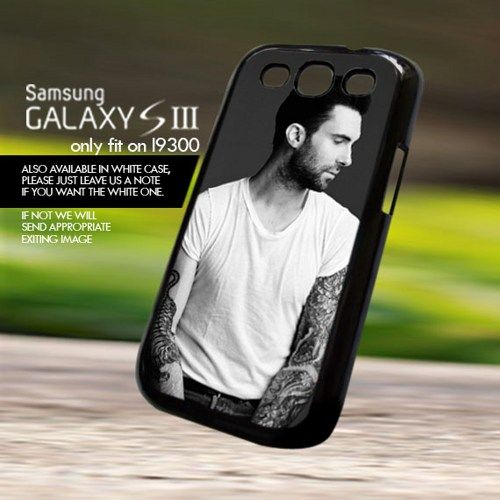 Adam Levine Maroon Five Wallpaper - For Samsung Galaxy S3 Case Cover | onlinecustomshop - Accessories on ArtFire #Adam #Levine #Maroon #Five #Wallpaper