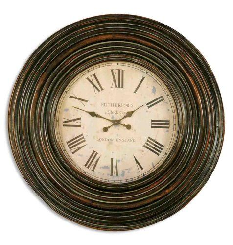 Grace Feyock Trudy Clock -- Click image for more details. Note: It's an affiliate link to Amazon.