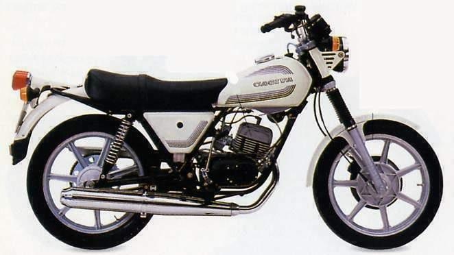VIERTELLITER - Cagiva SST 250, 1979