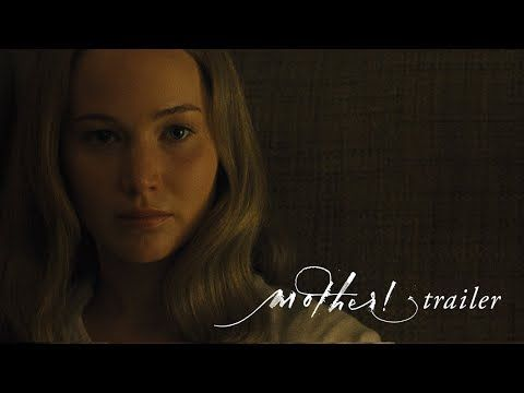 JLaw and Bardem? This, I'll see! | Mother! movie (2017) - Official Trailer - Paramount Pictures - YouTube