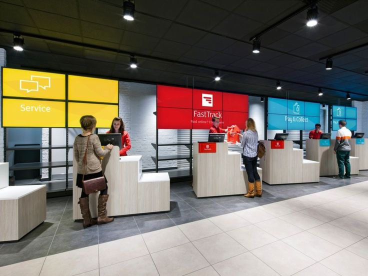 Argos Unveils Revamped Store As Part Push Into A Brave New Digital World