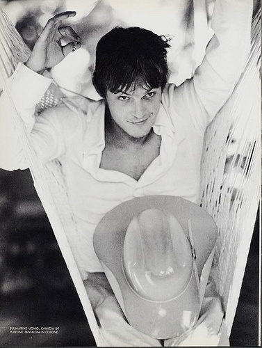 Norman Reedus. I need a picture of him with that cowboy hat on.