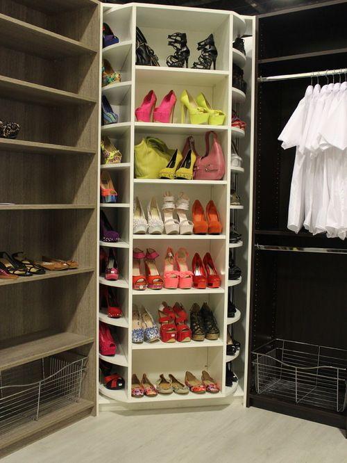 Closet Design Ideas, Remodels & Photos
