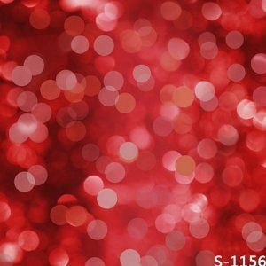 3Feet-5Feet Photography Backgrounds Children Backdrops Photographic Red Bokeh Vinyl Backgrounds For Photography