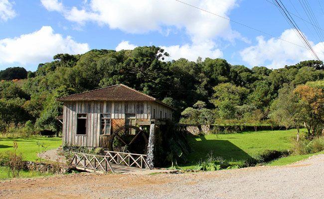Casa Strapazzon  - Caminhos de Pedra: Bento Gonçalves – RS