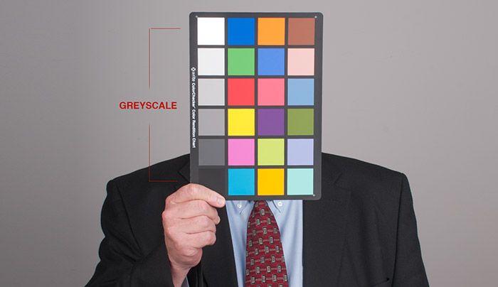 colorcheckerscale Using A Color Checker Chart