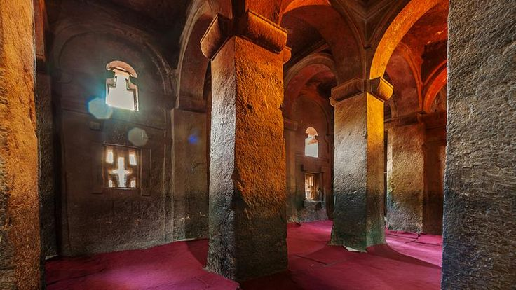 ethiopian stone church interior google search great on great wall of china huanghuacheng id=25449