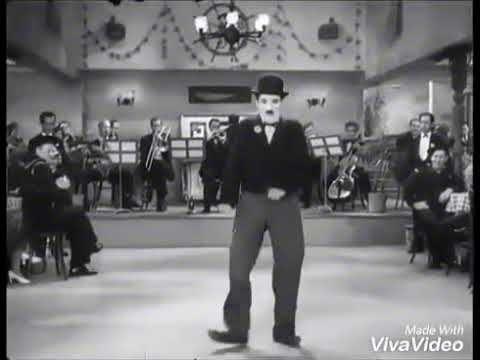 CHARLIE CHAPLIN | DANCING | GUJARATI SONG