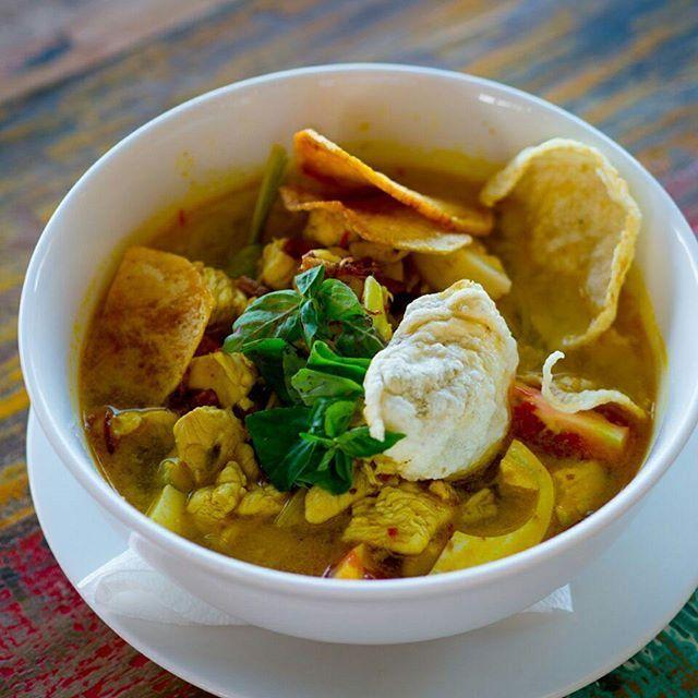 Soto Ayam anyone? Available all day and especially during rainy season!! #soto #foodie #foodies #foodiesg #foodiesbcn #foodporn #tripadvisor #review #gratitude #restaurant #cocktails #bar #tapas #tapasbar #livemusic #funky #ubud #bali #indonesia